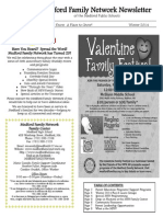 Medford Family Network Winter 2014 Newsletter