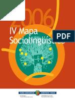 mapa sociolinguistico 2006