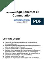 ICND1 0x03 Technologie Ethernet et Commutation