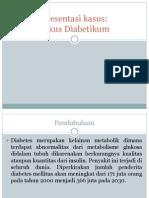 Ulkus Dm- Case