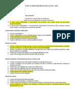 RELATÓRIO DE ACOMPANHAMENTO DO ALUNO