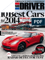 Car and Driver 2014-01