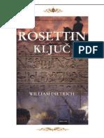 William Dietrich - Rosettin ključ