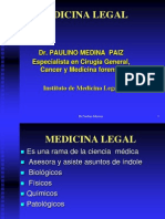 MEDICINA LEGAL Introducción.ppt