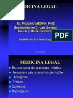 MEDICINA LEGAL Introducción.ppt