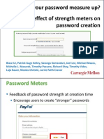 How Does Your Password Measure Up