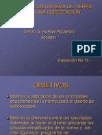 15.-Tema 15. Diseño PAT en Subestaciones. Ejemplos