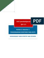 Learning Unit Qu-2.3 Fin Ed a-2