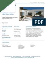Espectacular Villa de Diseño en Venta en Santa Eulalia - €3.100.000