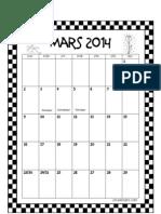 Mars 2014
