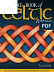 Great Book of Celtic Patterns(Lora S,Irish.2007)BBS