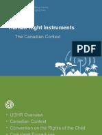Human Rights - Canada