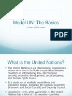 model un - the basics ppt