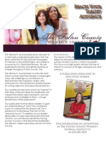 Fulton County Women's Journal - Media Kit