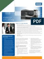 Fargo Dtc4500e Printer Ds En