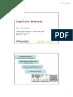 Cognitive Networks Dasilva
