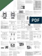 User Guide - DeT-2 Theodolite - Spanish