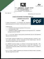 Bando Ad Evidenza Pubblica Selezione Figure Professionali001