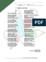 Poema Teste