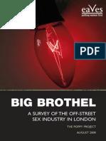 Poppy Project Report September08 INSIDE BIG BROTHELS