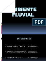 Ambiente Fluvial Presentacion
