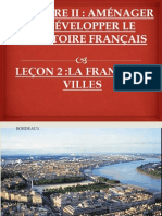 La France en Villes