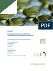 Handbuch Kommunikationsstrategien zur Schärfung des Umweltbewusstseins im Umgang mit Arzneimitteln
