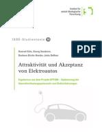 Attraktivität und Akzeptanz von Elektroautos