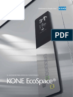 Ascensor KONE EcoSpace