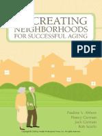 Re-creating Neighborhoods for Successful Aging (Excerpt)