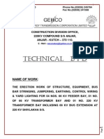 GETCO Substation Spec