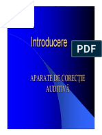 Introducere audio