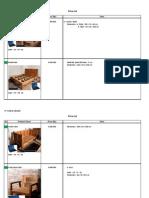 Price List Wahana Product 2014