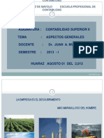 Clase 1 Contabilidad Superior II 2012- II Fec 28-08-2012