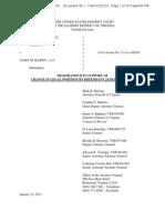 Virginia Attorney General gay marriage position change