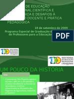 Políticas para a educação profissional