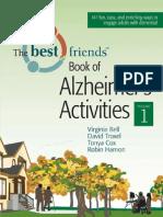 The Best Friends Book of Alzheimer's Activities, Volume One (Excerpt)