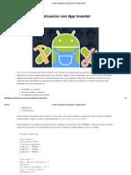 Creando una aplicación con App Inventor _ Proyectos Arduino