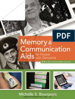 Memory and Communication Aids for People with Dementia (Excerpt)