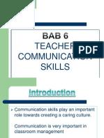 Bab 6 -Komunikasi