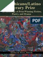 The Chicano/Latino Literary Prize