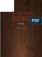 Tan and Triggs Illumination normalization