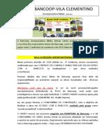 Grupo Vence a Bancoop e Condominio de Obras Clementino
