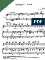 George Gershwin - I Got Plenty O Nuttin