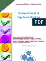 Sistemul Fiscal Al Republicii Moldova