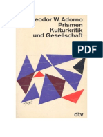 Adorno Kafka Pris Men