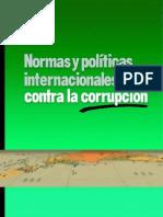 Normas y políticas internacionales contra la corrupcion