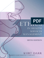 Ethics in Health Services Management, Fifth Edition (Darr 5e Excerpt)