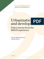 Urbanização nos BRICS
