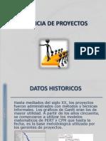 Gestion de Proyecto - Fundamentos